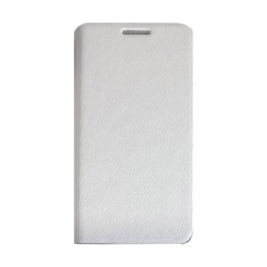 OPPO Book Cover Casing for OPPO Find Muse R821 - Putih