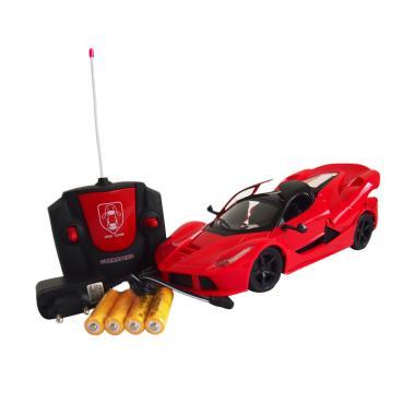 Ocean Toy 789-508A Xlp Sports Car M ...  Control - Merah [1 : 16]