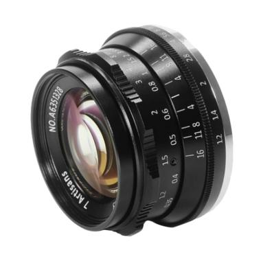 7artisans 35mm f/1.2 for Canon EOS M