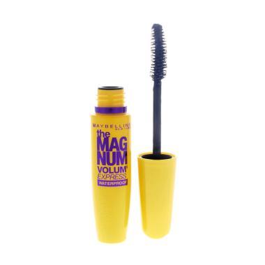 Maybeline Vex Magnum WP Maskara - Black [117959]
