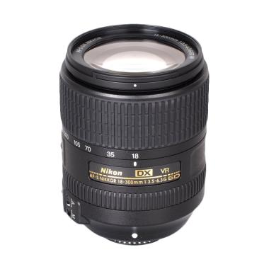 Nikon AF-S 18-300mm f/3.5-6.3G ED DX VR Lensa Kamera - Ladang