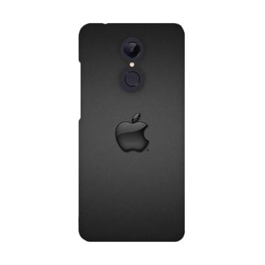Guard Case Apple Logo Black O1231 C ... g for Xiaomi Redmi 5 Plus