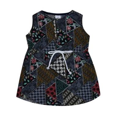 MacBear Kids Dress Batik Anak