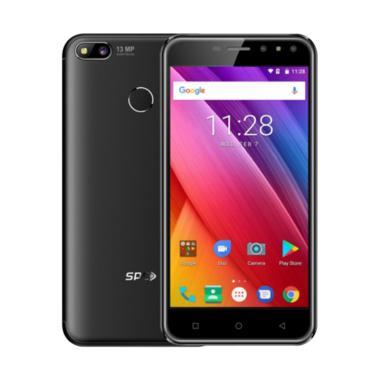 SPC L53 Selfie Smartphone - Black [2GB/ 16GB]