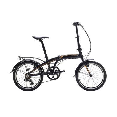 Polygon Urbano 3.0 Sepeda Lipat - Black