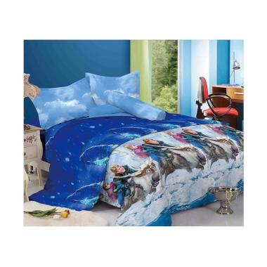 Kintakun  Sprei Luxury  - Frozen