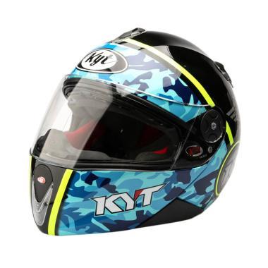 KYT X Rocket Retro 3 Helm Full Face