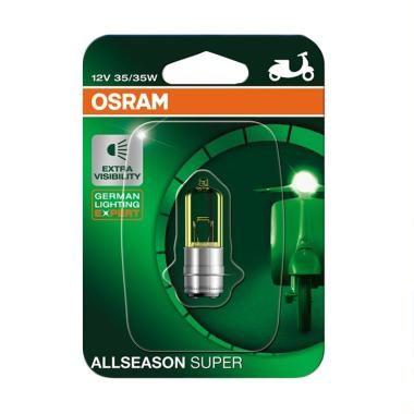 OSRAM 62337ALS All Season Super Boh ... r Yamaha Force RR 2013-On