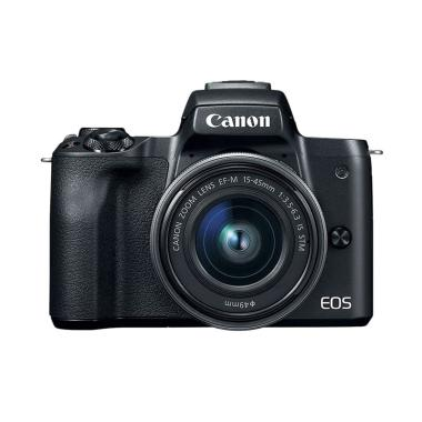 Canon EOS M50 Kit 15-45 mm Kamera Mirrorless