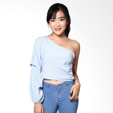 88e1b812bc1c71 Baju Crop Lengan Panjang - Harga Terbaru April 2019