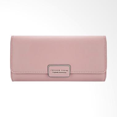 Baellerry Import Dompet Wanita - Merah Muda