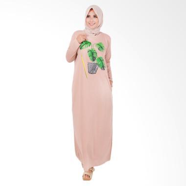 Edberth Fashion Sasha Long Dress Muslim Wanita