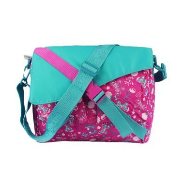 Smiggle Messenger Bag - Baby Pink