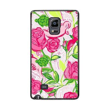 aacb6f053e60e0 Cococase Delta Zeta Lilly Pulitzer L2280 Casing for Samsung Galaxy Note Edge