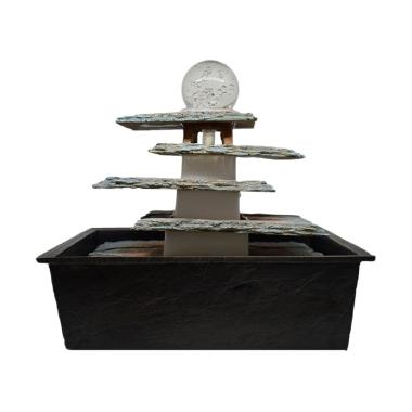 Hagihara Fengsui Bentuk Bentuk Pagoda Air Mancur