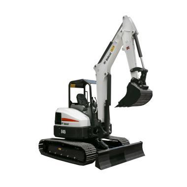 Bobcat E45 Compact Excavator
