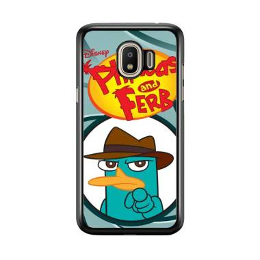 harga Flazzstore Perry Platypus W3175 Premium Casing for Samsung Galaxy J4 2018 Blibli.com