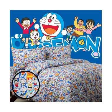 Sierra Doraemon Family and Friends Set Sprei