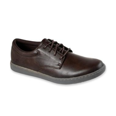 Skechers Lanson Escape Men s Shoes Sepatu ... 972c31d5da