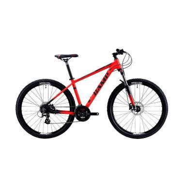 harga Camp Fenix 1.0 Sepeda MTB - Red [Size Frame 17.5/ 27.5 Inch] Blibli.com