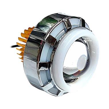 harga Virgo Racing LED Lampu Projector Angel Eyes Aksesoris Motor Blibli.com