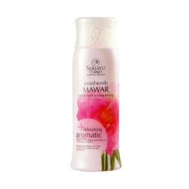 Sariayu Aromatic Mawar Refreshing Cleanser [100 mL]. Rp 12.650. Sariayu Econature Nutreage Gel Face ...