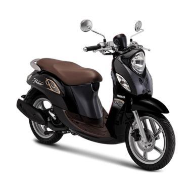 harga Yamaha New Fino Premium 125 Blue Core Sepeda Motor [VIN 2019/ OTR Aceh & Medan] Blibli.com