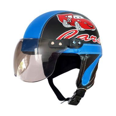 Cicimonmon Cars Helm Anak