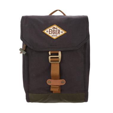 1f3cdcb3f7 Eiger 1989 Cruiser Canvas Tablet Shoulder Bag Pria - Black
