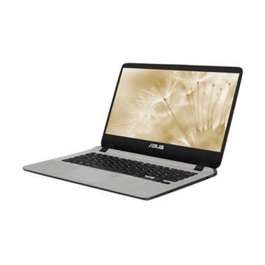 harga Asus A407MA-BV402T Notebook - Gold [14 Inch/ Intel Celeron N4000/ 4GB/ 128GB SSD/ Win10/ No ODD] - Blibli.com