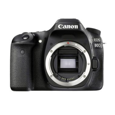 Canon EOS 80D Kamera DSLR [Body Only]