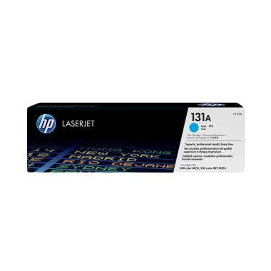 HP 131A CF211 Original Toner Cartridge - Cyan