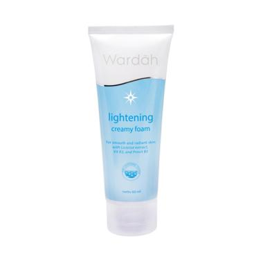 Wardah Lightening Creamy Foam [60mL]