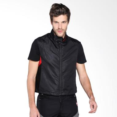 Ducati Vest Comfort 2 Jaket - Black