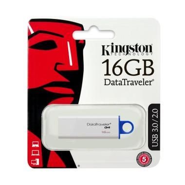 Kingston DTIG4 Flashdisk [16 GB]