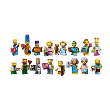 LEGO 71009 The Simpsons Minifigures ...  Blocks and Stacking Toys
