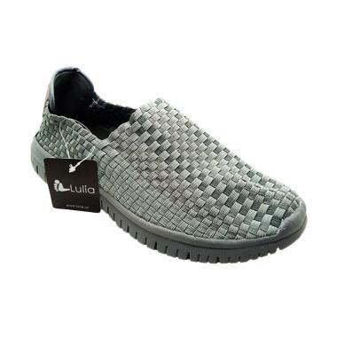Lulia VS25 Sepatu Rajut Pria - Abu