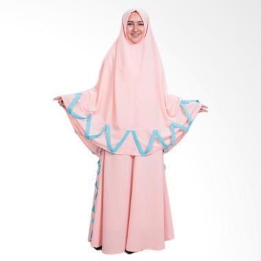 Amella Hijab Arumi Syar'I - Peach