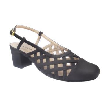 Beauty Shoes Heels 1320 Sepatu Wanita - Black