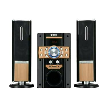 GMC 885S Bluetooth Speaker Aktif - Gold