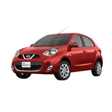 Nissan March 1.5 CBU Mobil - Red Metallic