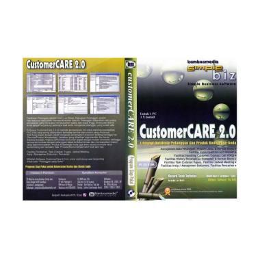 harga Bamboomedia SB-011 Customer Care 2.0 Software Blibli.com