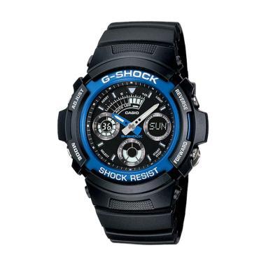 Casio G-Shock Jam Tangan Pria AW-591-2ADR