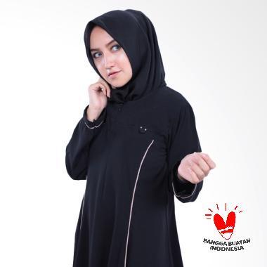Majda Farha Jetblack Zahira Gamis Muslim