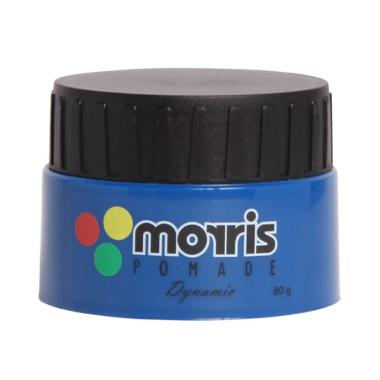 PROMO..!!! Morris Pomade Dinamic Perawatan Rambut – Biru [80 g] Terlaris