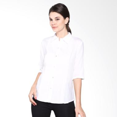Safahaura Kemeja Shirt - Putih