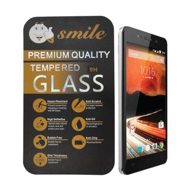Smile Tempered Glass Screen Protector for Andromax R