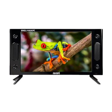 Akari LE-25B88 HD Ready LED TV - Hitam [25 Inch]