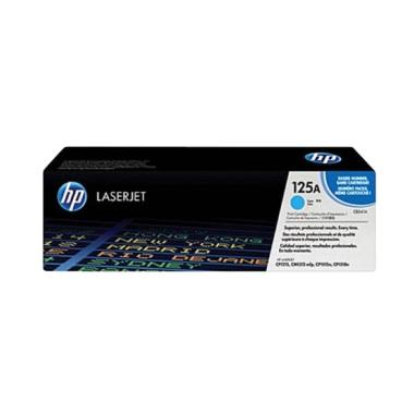 HP 125 - CB541a Original Cartridge - Cyan