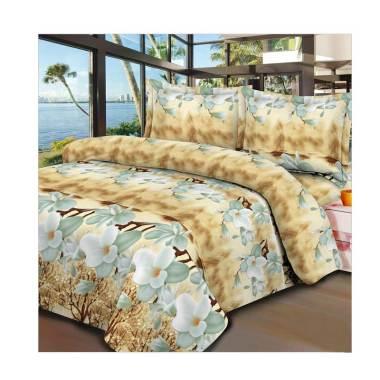 V-Bed Theresa Set Sprei dan Bed Cover